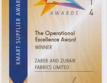 KMART Award
