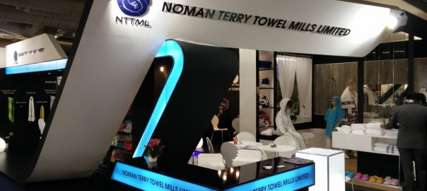 NTTML booth
